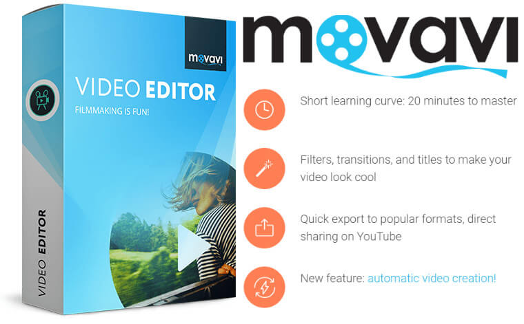 movavi video editor Activation keys