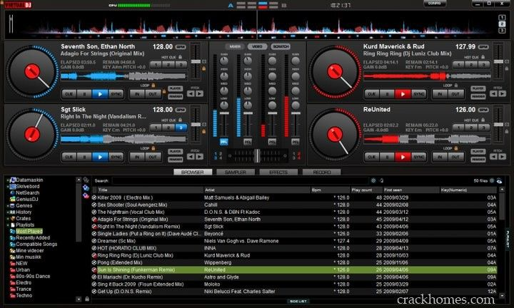 Virtual Dj Pro Crack V2021 Keygen Download Latest