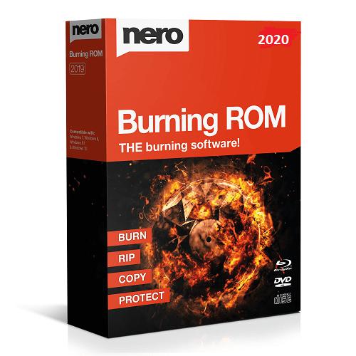 Nero Burning Rom crack + keygen