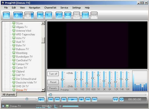 ProgDvb  License key + Keygen screenshot