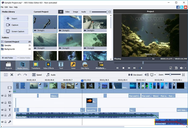 avs video editor activation key