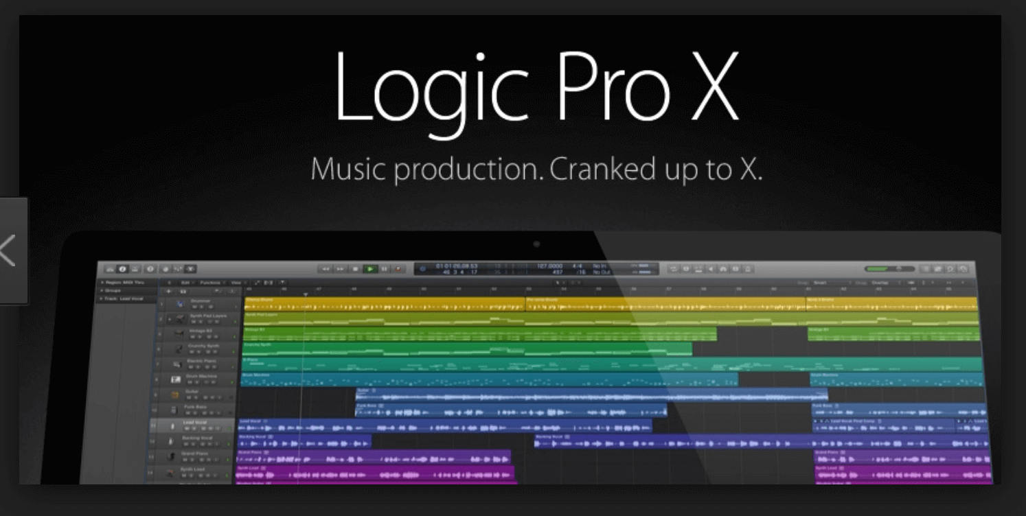 logic pro x free
