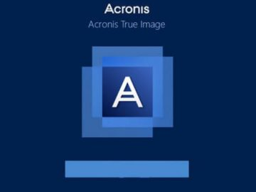 Acronis True Image with keygen
