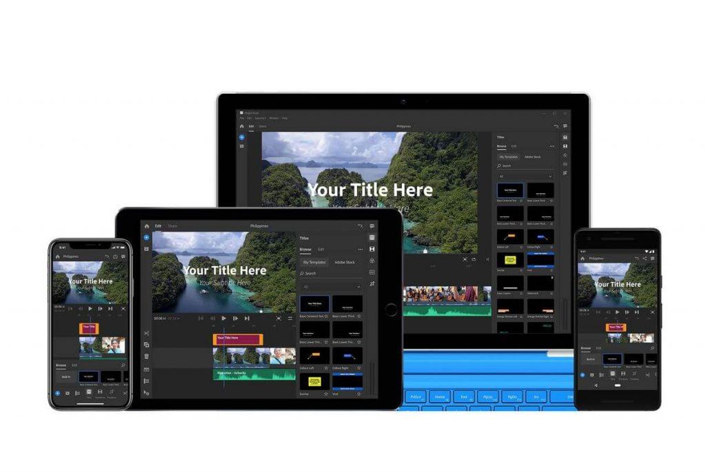Adobe-Premiere-Rush-APK-Mod