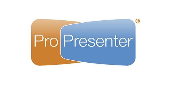ProPresenter serial key