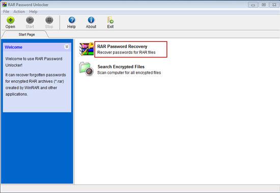 rar password unlocker crack free download for pc