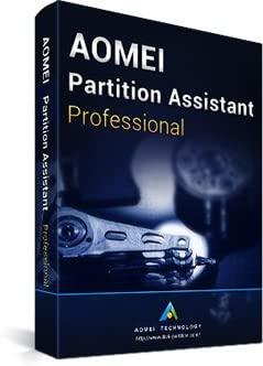 AOMEI Partition Assistant- crack