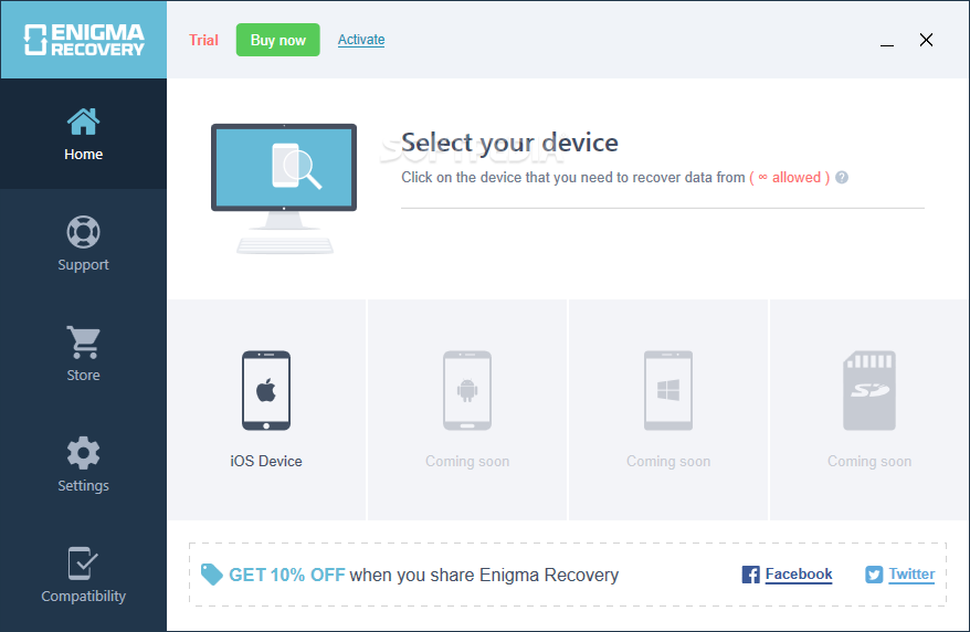 Enigma Recovery-product key