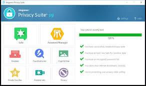 Steganos Privacy Suite-key
