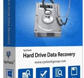 SysTools Hard Drive Data Recovery-crack