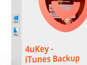 Tenorshare 4uKey iTunes Backup crack