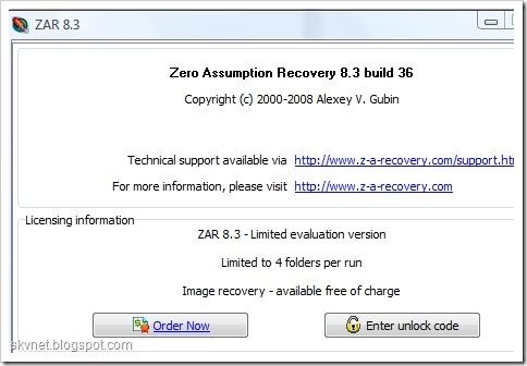 zero-assumption-recovery-activation key