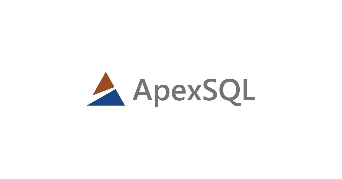 ApexSQL log crack