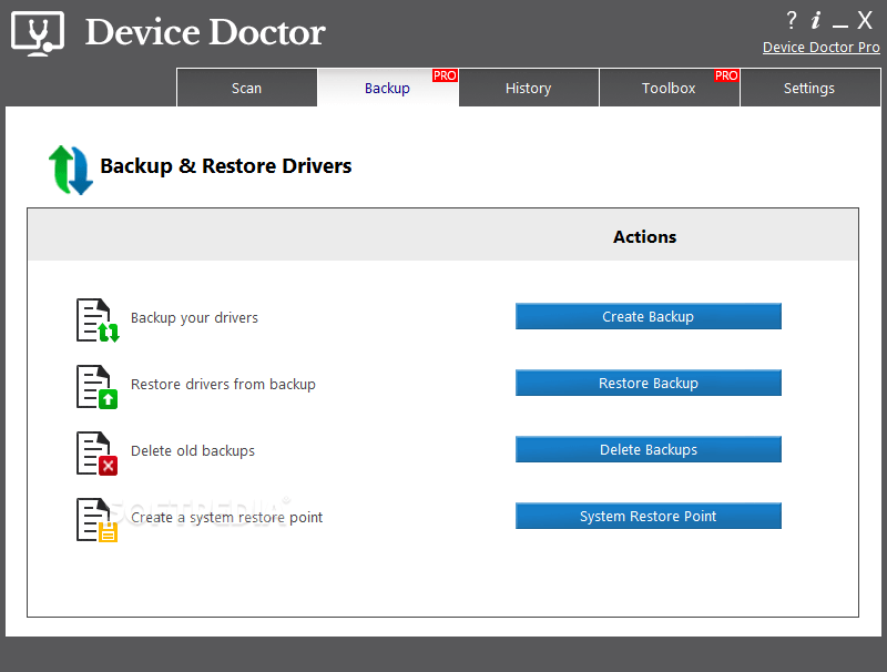 Device Doctor license key