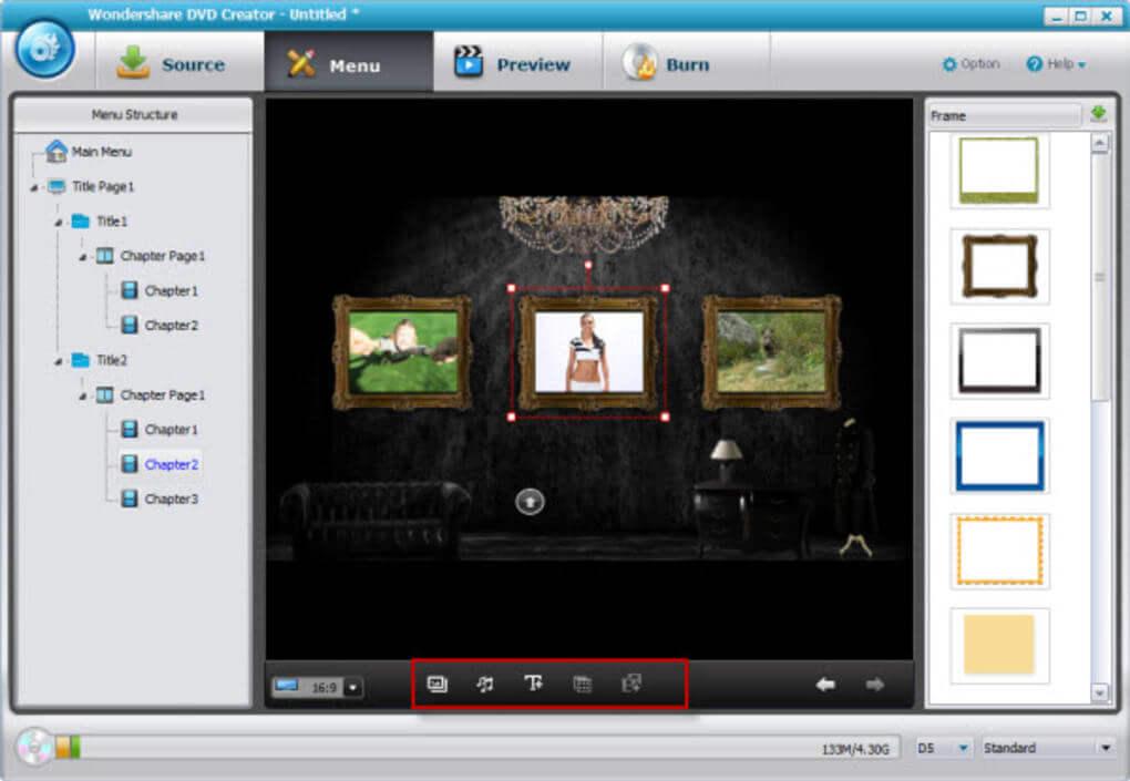 Wondershare DVD Creator serial key