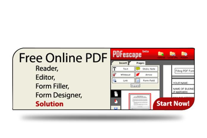 PDFescape 4.2 activation token