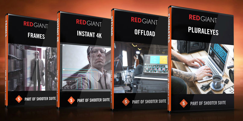 Red Giant Shooter Suite keygen