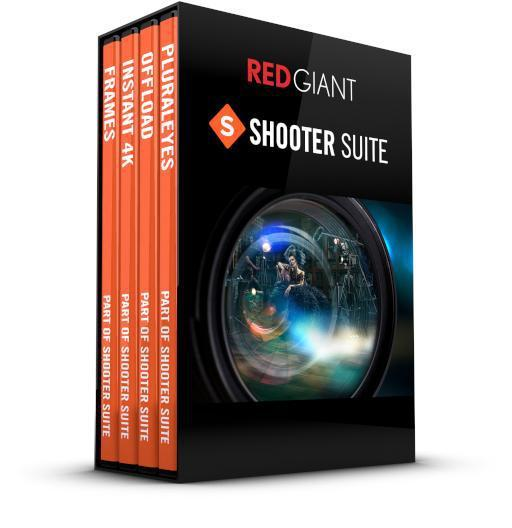 Red Giant Shooter Suite license key