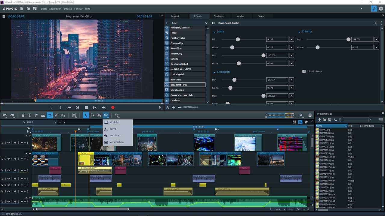 magix video pro activation key