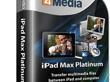 4Media iPad Max Platinum crack4Media iPad Max Platinum crack